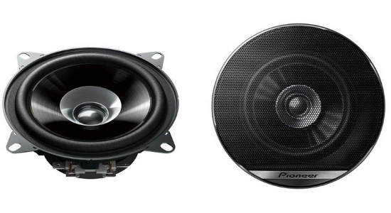 Altavoces de muy bajo costo Pioneer TS-G1010F 6,5 165 mm Doble cono