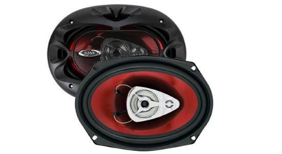 Boss Audio CH6930 Altavoz 6x9 de 3 vías