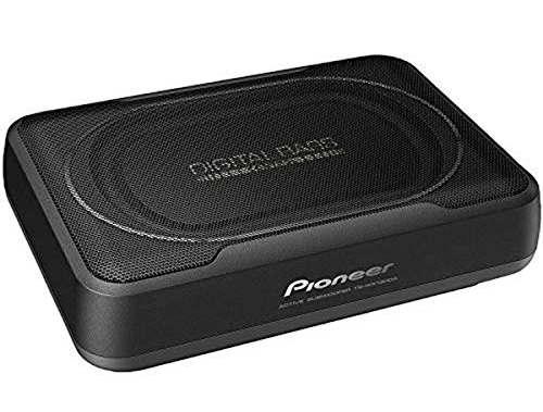Pioneer TS-WX130EA subwoofer auto amplificado mejor precio